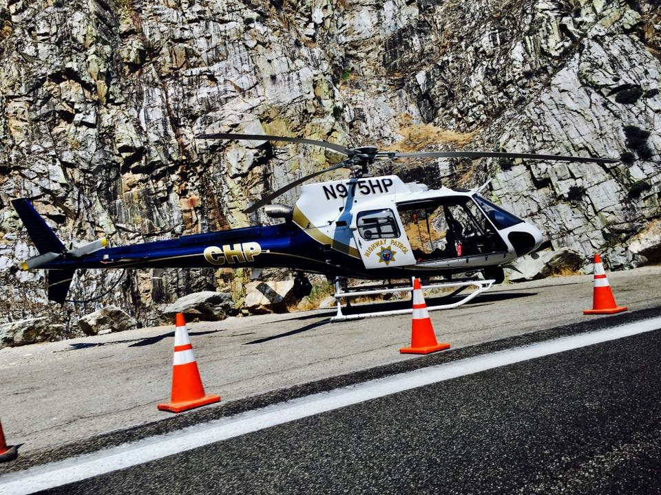 Royal Thai Consulate General of Los Angeles, CA on the scene with Fresno Sheriff County Search and Rescue during the recovery of two Thai Exchange Students