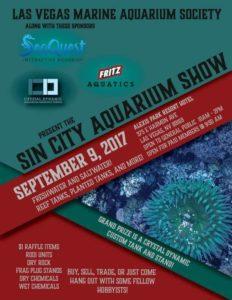 Sin City Aquarium Show