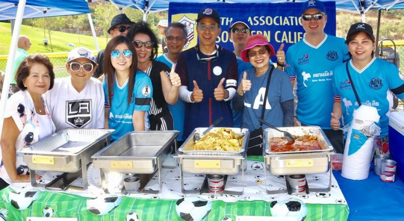 Recaps of the The 2nd Thai Community Cup Thailand Soccer League