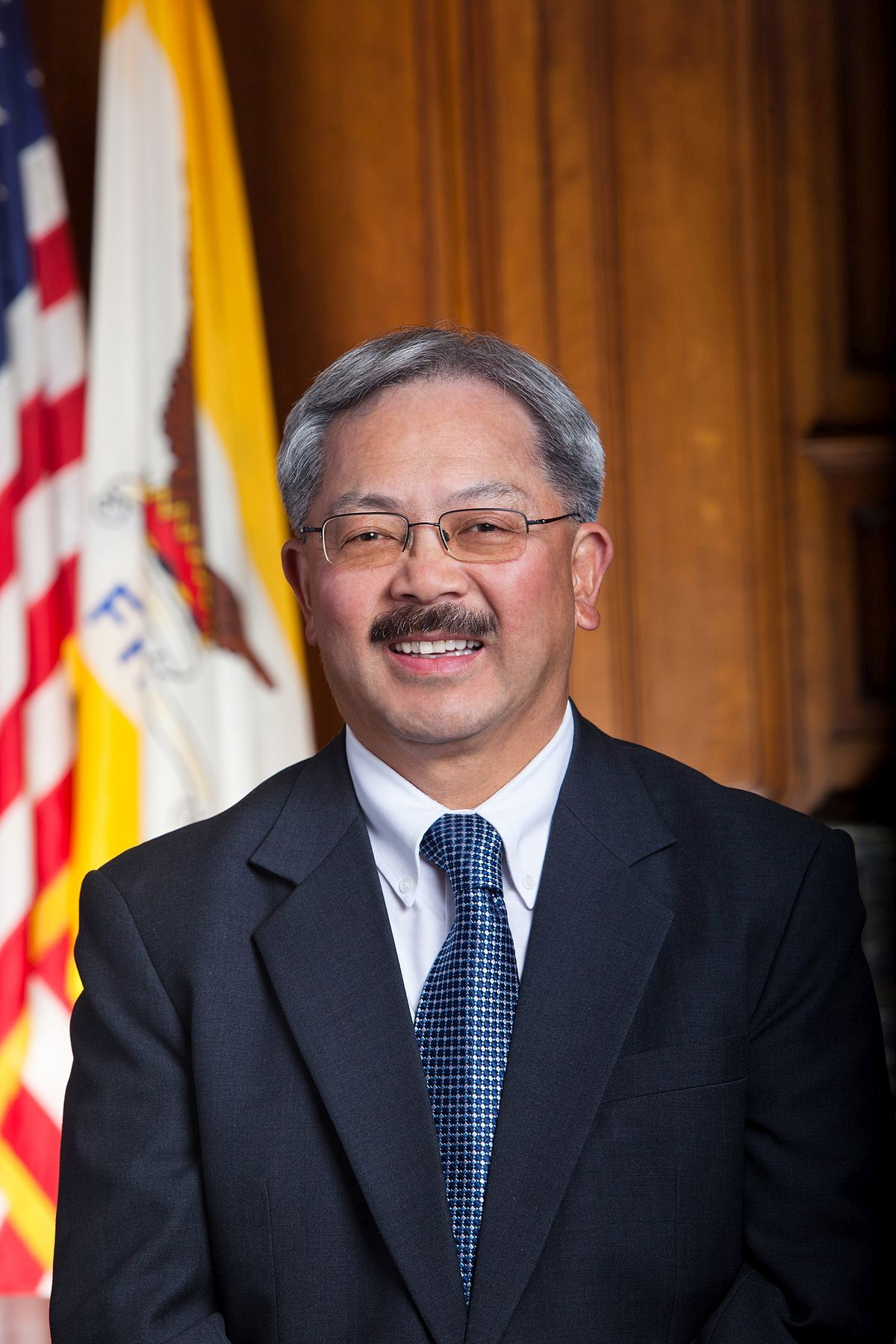 The Mayor of San Francisco Ed Lee, Passed away from cardiac arrest
