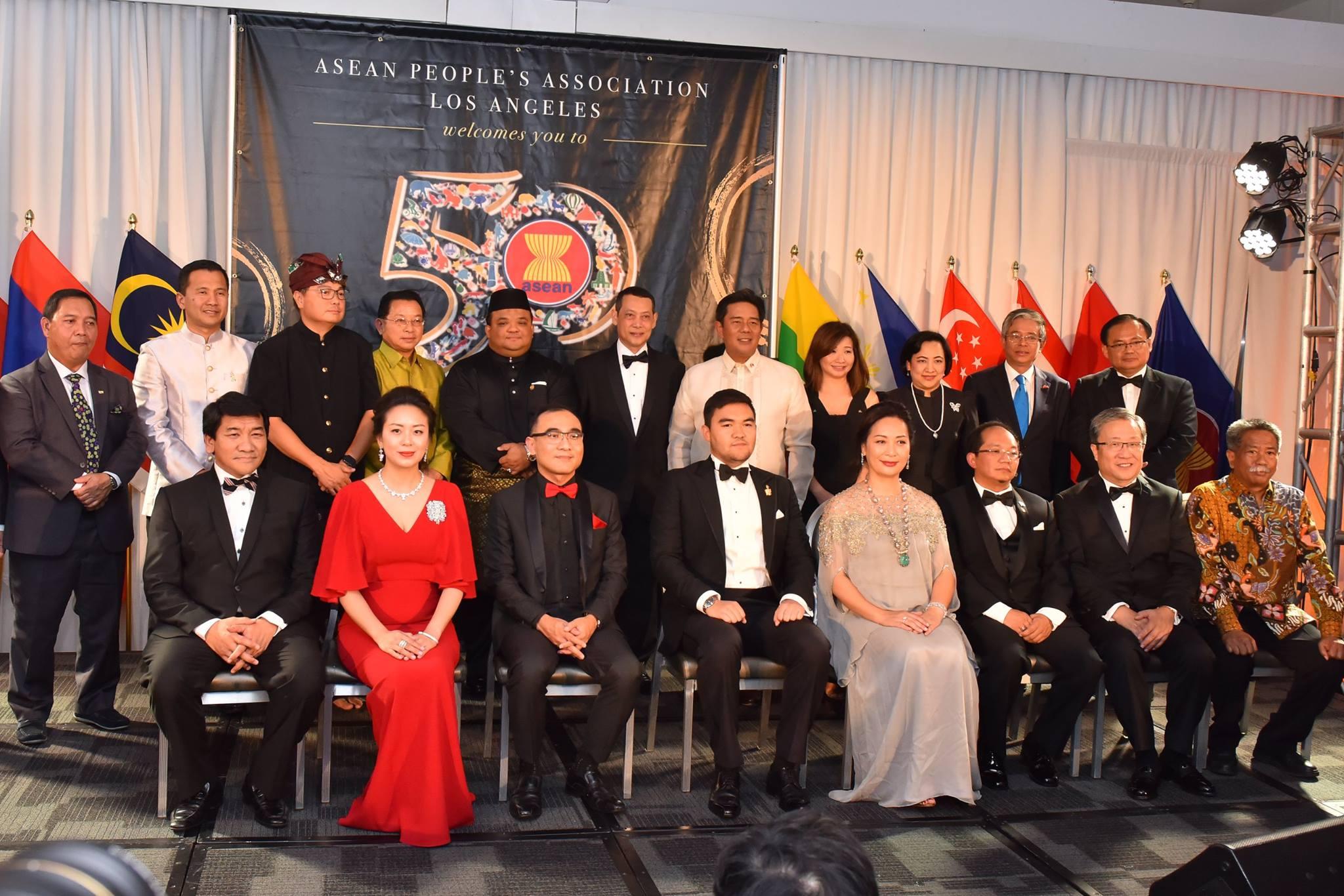 ASEAN 50th Anniversary
