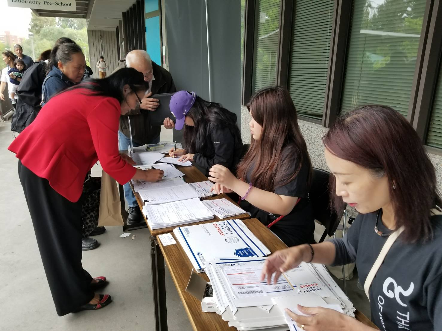 Royal Thai Consulate General - Mobile Consular Services During the Thai Festival Seattle 2017