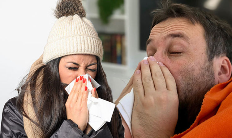 how to get rid of the common cold fast
