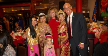 Las Vegas Thai Community attends CACA Social Dinner February 22, 2020