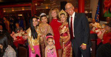 Las Vegas Thai Community attends CACA Social Dinner February 22, 2020