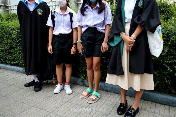 School uniform Thailand