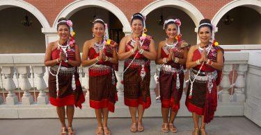 Thai Angels Performance