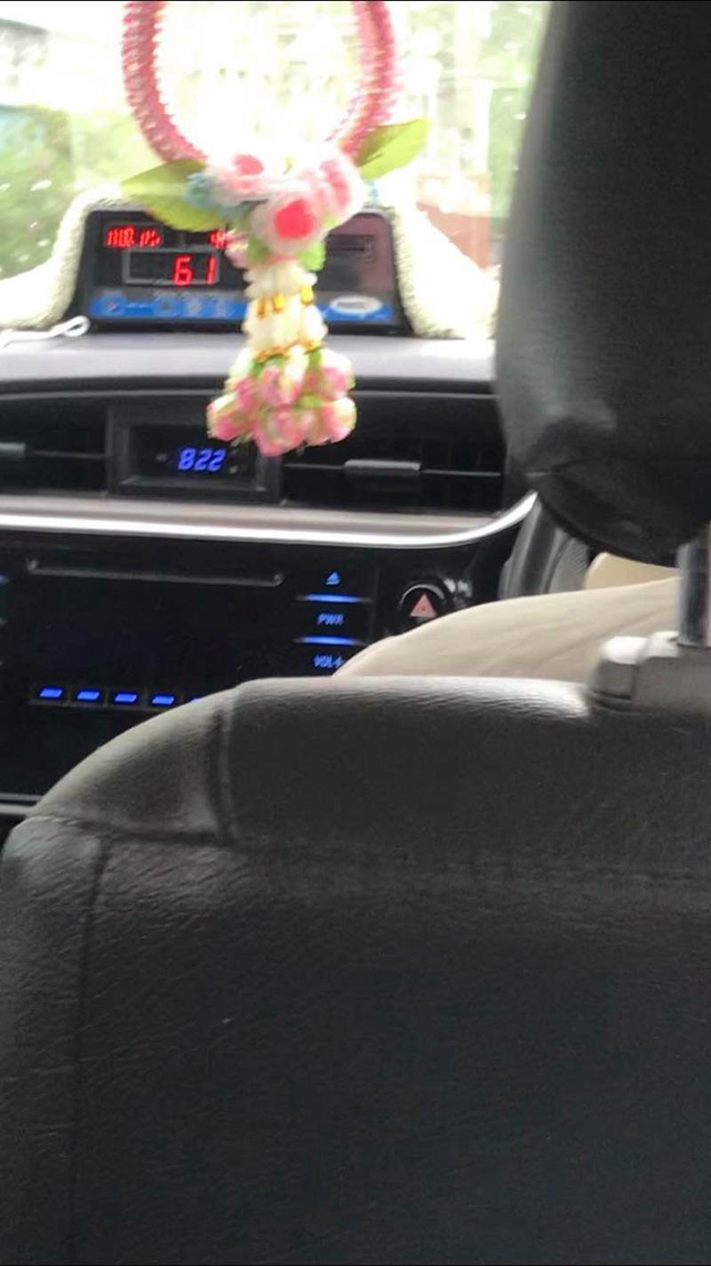 สาวเจอแท็กซี่พาหลง โดนด่ามัวแต่เขี่ยโทรศัพท์ เขี่ยห*